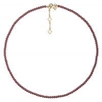 Колье Misaki Necklace Bliss Red NBLISSRED R/G