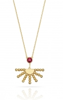 Колье Misaki Pendant Rise Long Red PRISELONGRED R/G